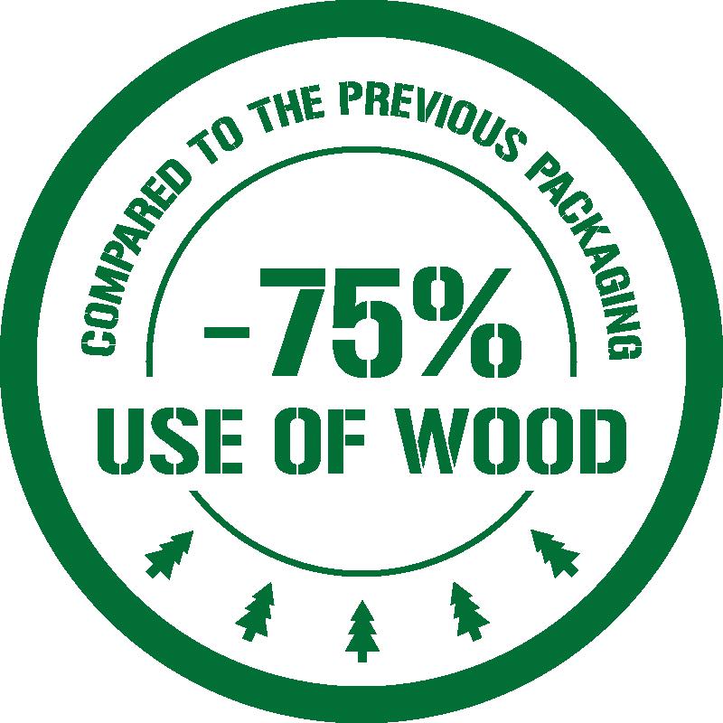 Certificazione sostenibile packaging legno