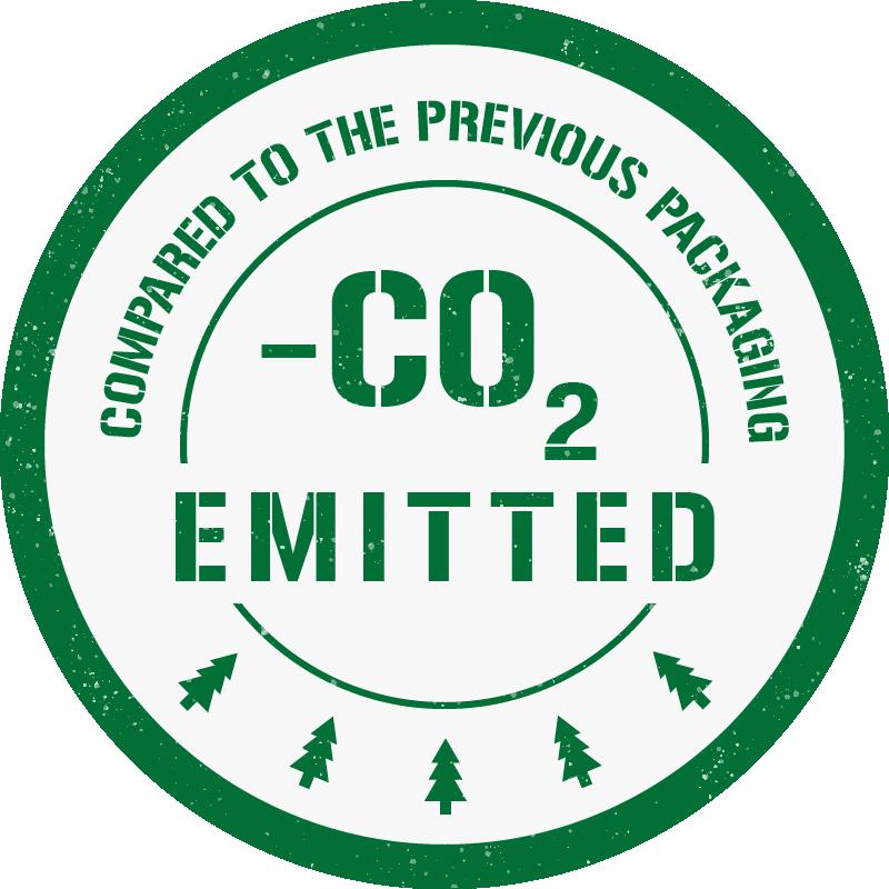 Certificazione zero emissioni di CO2 nella produzione di packaging